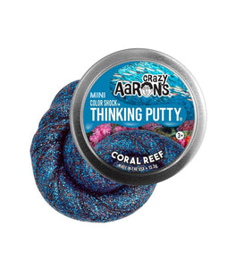 Mini Coral Reef Putty Tin