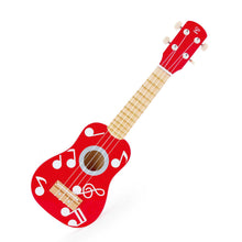 Load image into Gallery viewer, Rock Star Red Ukulele