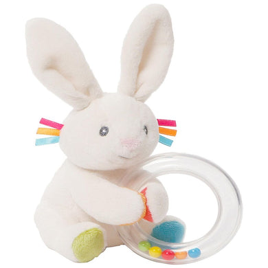 Flora The Bunny Rattle