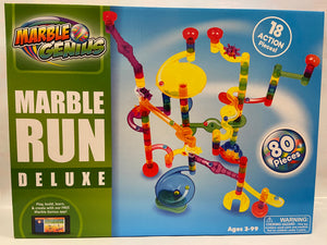 Marble Run Deluxe 80 Piece Set
