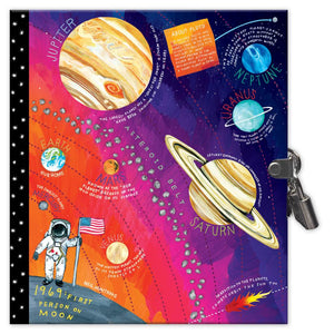 Space Adventure Journal
