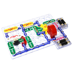 Electronic Snap Circuit 300-in-1