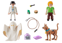 Load image into Gallery viewer, Scooby Doo Scooby & Shaggy With Ghost