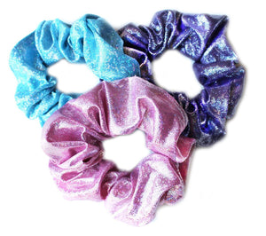 Glitter Girl Scrunchie