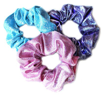 Load image into Gallery viewer, Glitter Girl Scrunchie