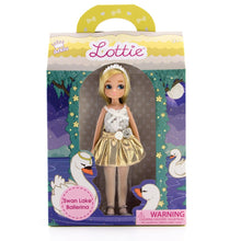 Load image into Gallery viewer, Lottie Swan Lake Doll
