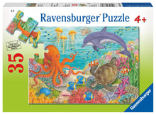 Load image into Gallery viewer, 35 PC Ocean Friends Puzzle