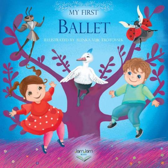 My First Ballet Sound Board Book