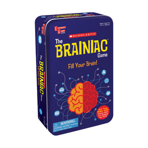 Brainiac Tin