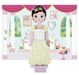Charlotte Magnetic Dress Up Kit