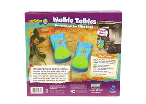 GeoSafari Jr. Walkie Talkies