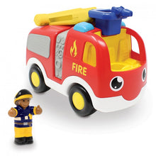 Load image into Gallery viewer, Ernie Fire Engine