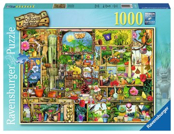 1000 PC The Gardener's Cupboard Puzzle