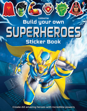 Build your own Superheroes