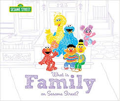 What Is Family? from Sesame Street