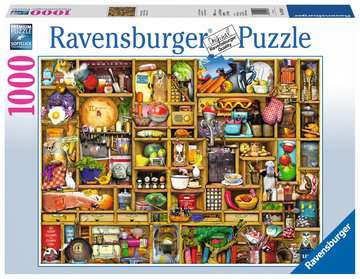 1000 PC Kitchen Cupboard Puzzle