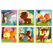 Load image into Gallery viewer, Forest Animal Blocks