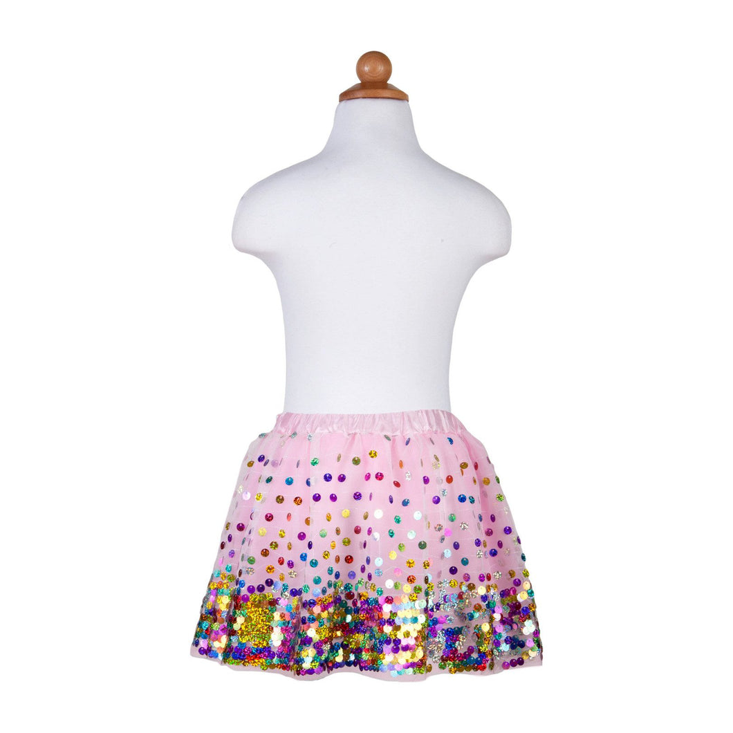 Party Fun Sequin Skirt - Size 4-7