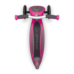 Deep Pink Master Foldable Scooter