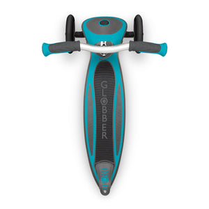Teal Master Foldable Scooter