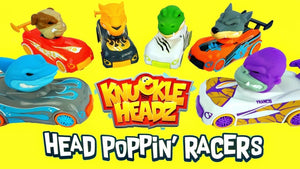 Knuckle-Headz Racers