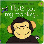 That's Not My Monkey Board Book
