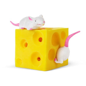 Mice & Cheese Stretchy