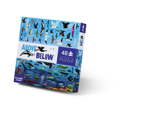 48 PC Sea And Sky Above & Below Puzzle