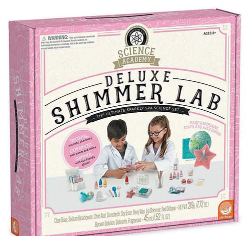 Shimmer Lab Science Academy Deluxe