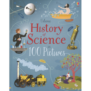 History of Science in 100 Pictures (IR)