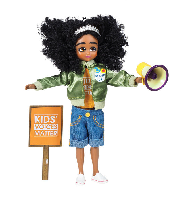 Lottie Kid Activist Doll