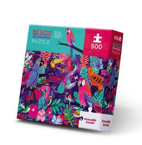 500 PC Birds of Paradise Puzzle