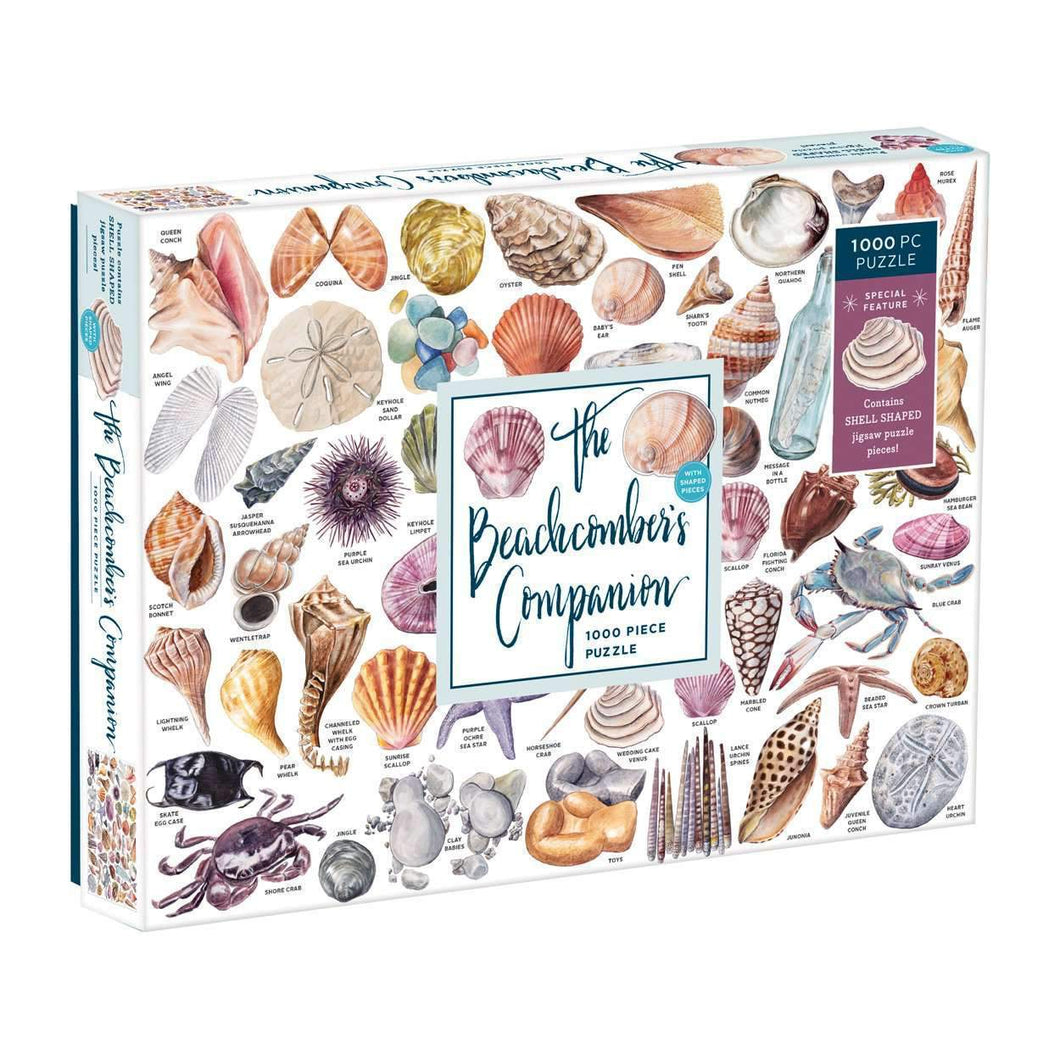 1000 PC Beachcomber's Companion Puzzle