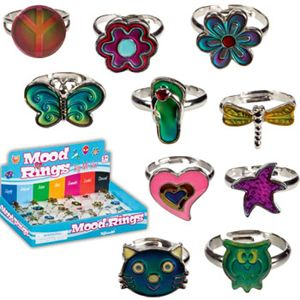 Cutie Mood Rings