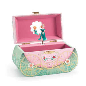 Carriage Music Box