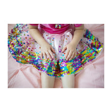 Load image into Gallery viewer, Party Fun Sequin Skirt - Size 4-7
