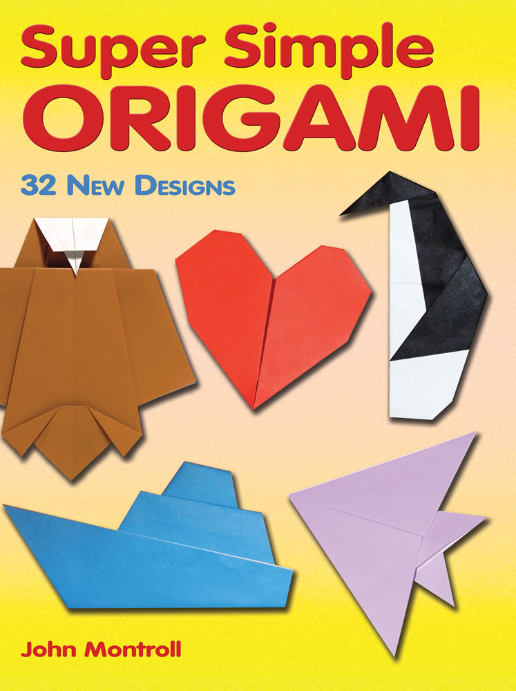 Super Simple Origami Book