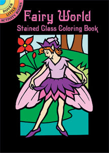 Fairy World Stained Glass