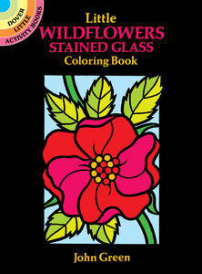 Little Wild Flowers Stained Glass