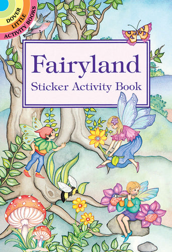 Fairyland Sticker Activity