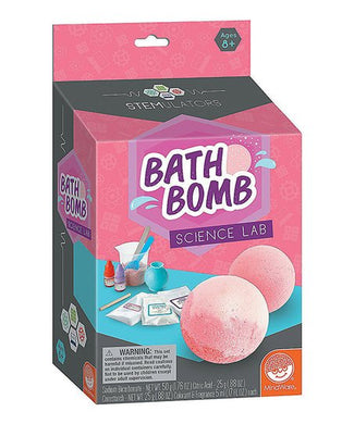 Bath Bomb Science Lab