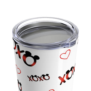 XOXO Mickey Inspired 20 oz. Tumbler