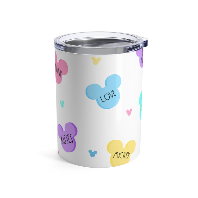 Conversation Mickey Inspired 10oz Tumbler