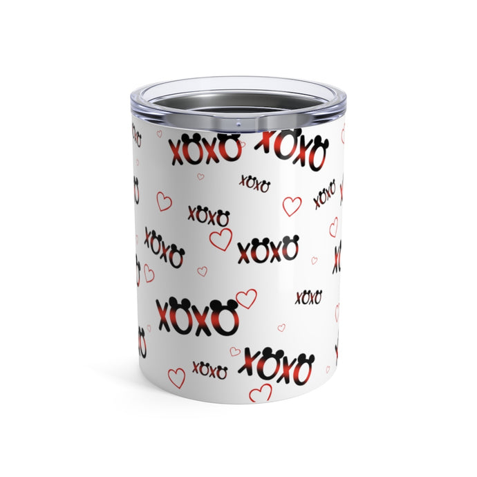 XOXO Mickey Inspired 10 oz. Tumbler