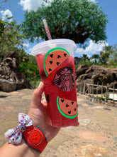 Personalized Watermelon Tumbler