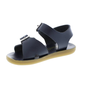 FOOTMATES TIDE NAVY SANDALS
