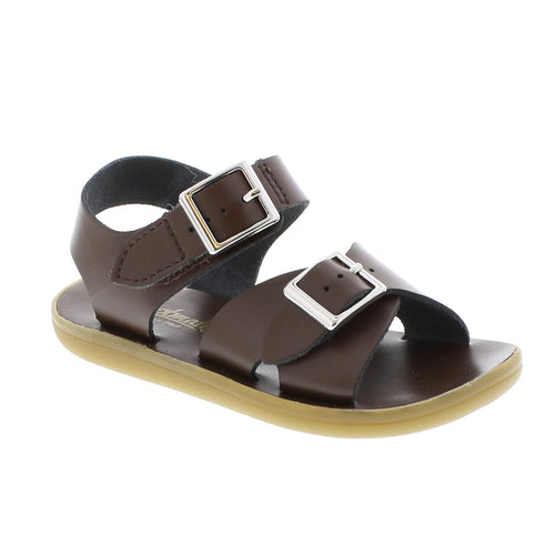 FOOTMATES- TIDE TAFFY SANDALS
