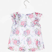 Load image into Gallery viewer, MAYORAL PLUMETI SPRING FLORAL TOP