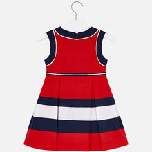 Load image into Gallery viewer, MAYORAL SLEEVELESS REGATTA DRESS