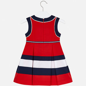MAYORAL SLEEVELESS REGATTA DRESS